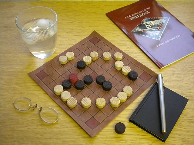 Hnefatafl by Gothic Green Oak, and other pleasures