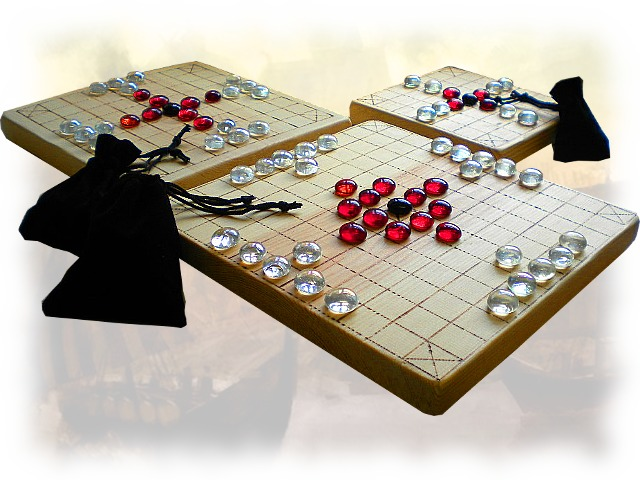 Hnefatafl games by Cyningstan