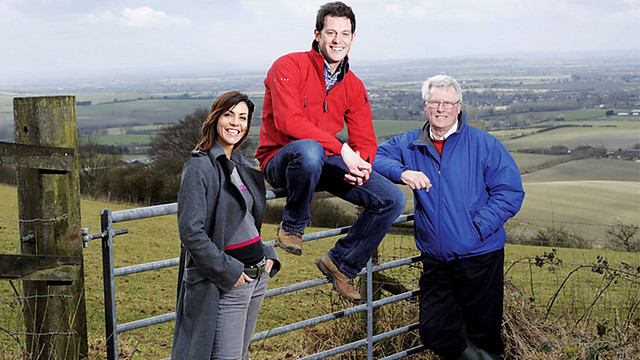 Countryfile BBC promotion picture