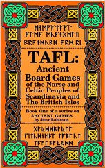 Cover of Tafl, by Jesse Robinson