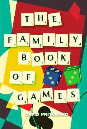 Cover, the Family Book of Games