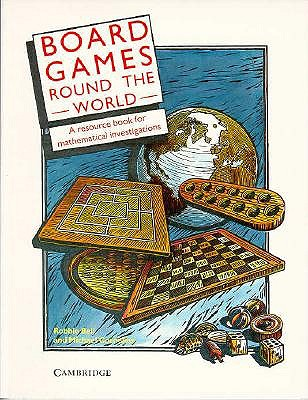 Cover of Board Games Round the World