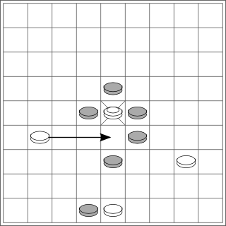 Forced move: any other move by white would result in capture of the king