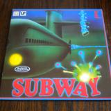 Subway cover