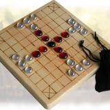 Medium hnefatafl game by Cyningstan