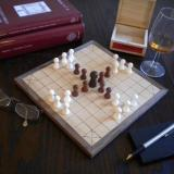 Deluxe 25-piece Hnefatafl Game