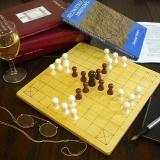 Classic 25-piece Hnefatafl Game and other pleasures
