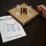The Deluxe 13-piece Hnefatafl Game