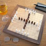 Compact 37-piece Hnefatafl Game, and other pleasures.