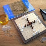 Compact 25-piece Hnefatafl Game, and other things